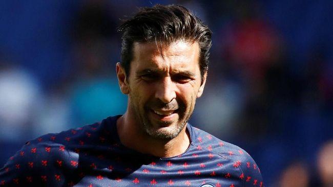 Buffon: PSG Bukan Unggulan Lawan Man United