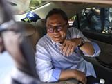 Zulhas Tinggalkan Rumah Prabowo Sebelum Rapat Koalisi Dimulai