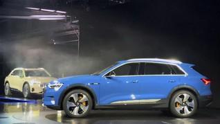 Peluncuran SUV Listrik Audi Bermasalah