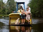 Momen Penyelamatan Hewan Peliharaan Setelah Badai Florence
