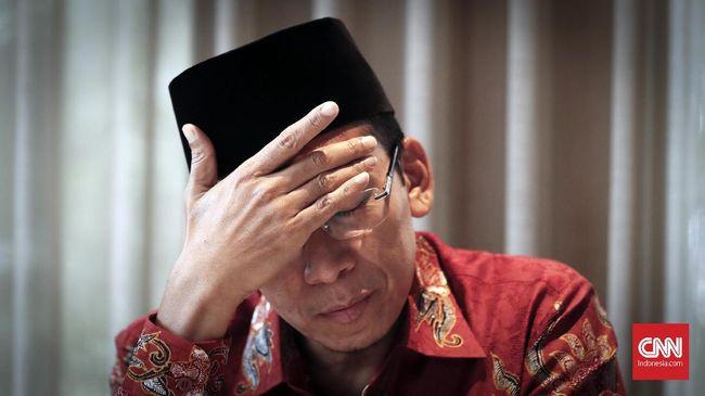 TGB Kritik Ceplas-ceplos Prabowo Saat Kampanye