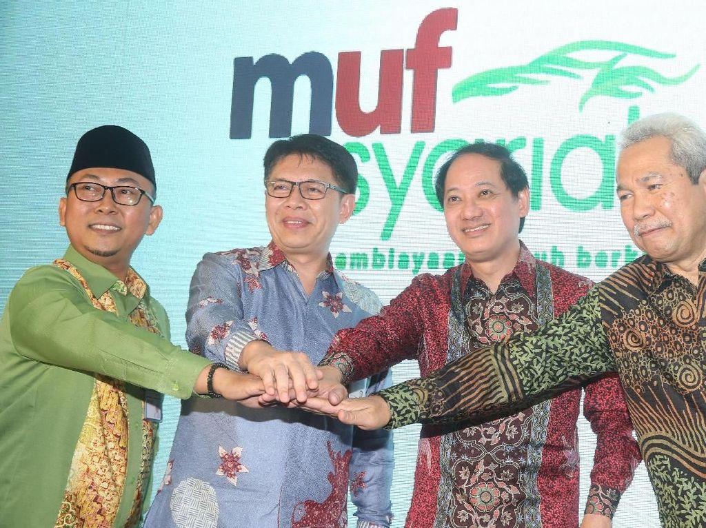 Mandiri Utama Finance Syariah Resmi Diluncurkan
