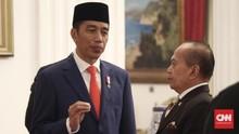 Titip Salam ke SBY, Jokowi Tak Bahas Century dengan Syarif
