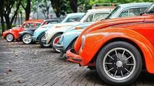VW Kodok, Warisan dari Hitler yang Sulit Dilupakan