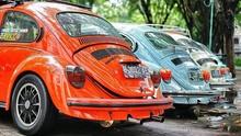 Tua-tua Keladi, VW Kodok Makin Tua Makin Jadi