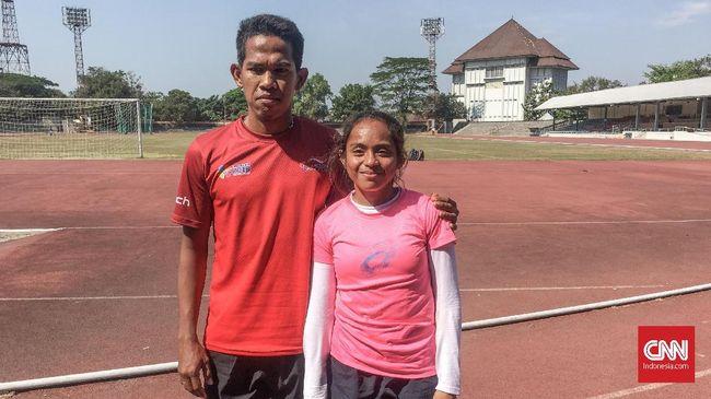 Kisah Pilu Menuntun Susan ke Asian Para Games 2018