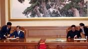 Sah, Kim dan Moon Sepakati Perjanjian Tanpa Perang
