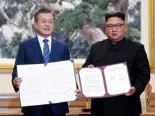 Presiden Korsel: Trump Menyukai Kim Jong-un
