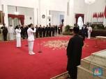 Jokowi Minta Gubernur Baru NTB Fokus Urus Dampak Gempa Lombok