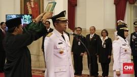 Jokowi Instruksikan Zul-Rohmi Langsung Kerja Tangani Gempa