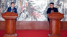 Rencana Hubungan Ekonomi Dua Korea Dianggap Langgar Sanksi