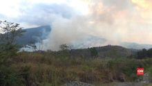 Kebakaran Hutan di Gunung Ciremai Meluas Hingga 355 Hektare