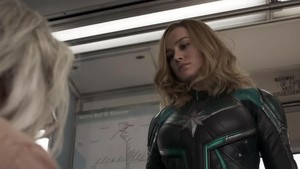 Masa Lalu Sang 'Captain Marvel' Muncul di Trailer Pertama