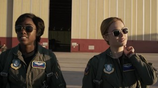 Tembus Box Office US$1 M, 'Captain Marvel' Buat Sejarah Baru