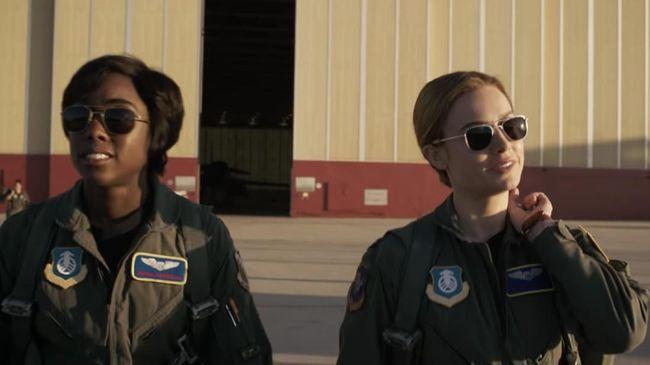 Tembus Box Office US$1 M, 'Captain Marvel' Buat Sejarah Baru