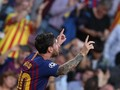 Messi Hattrick, Barcelona Taklukkan PSV 4-0