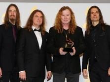 Megadeth Ajak Jokowi-Ganjar Pranowo Nonton Konser Mereka