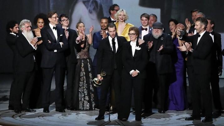 Ini Daftar Lengkap Pemenang Emmy Award 2018