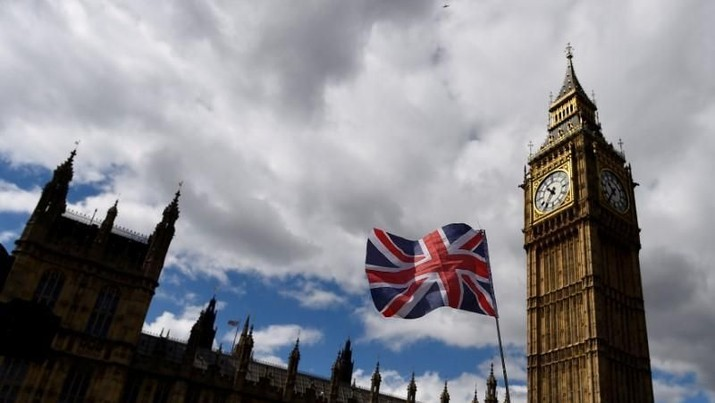 Inggris terancam resesi pada 2020 jika negara itu meninggalkan Uni Eropa (UE) tanpa kesepakatan