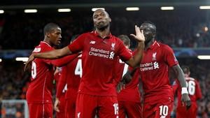 5 Statistik Ciamik Kemenangan Liverpool Atas PSG