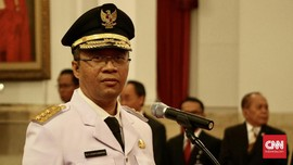 Gubernur NTB Kader PKS: Saya Dekat dengan Jokowi