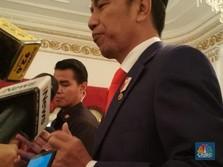 Penjelasan Lengkap Jokowi Soal Penyelamatan BPJS Kesehatan