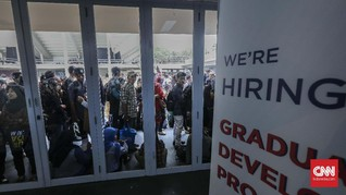 Pemprov DKI Ungkap Siklus Tahunan Kenaikan Pengangguran