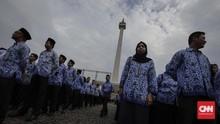 FOTO: Peringatan 73 Tahun Rapat Raksasa Lapangan Ikada