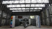 Seram, Seniman Turki Ini Bikin 11 Ribu Tengkorak dari Logam