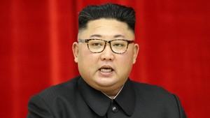 Kim Jong-un Mulai Perjalanan Kereta Menuju Vietnam