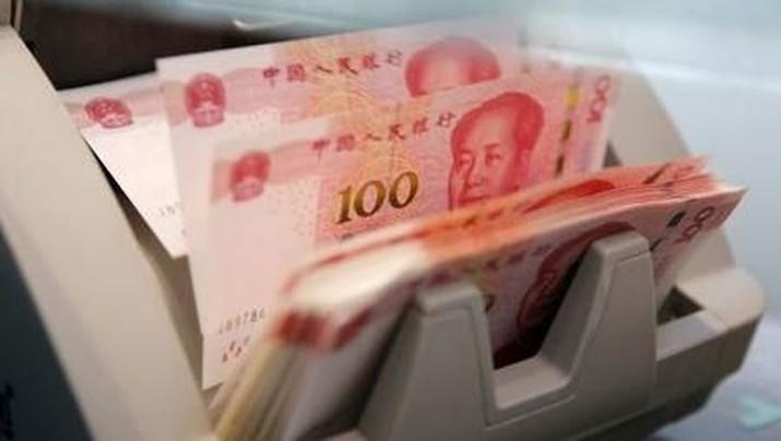 kurs yuan China menunjukkan kekuatannya terhadap rupiah pada perdagangan Senin