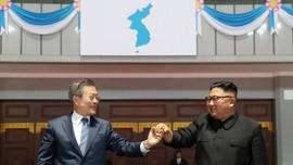 Moon Harap Kim Jong-un Bisa ke Seoul Sebelum Tahun Baru