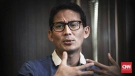 Janji Diblokir, Situs Skandal Sandi Uno Masih 'Terpampang'