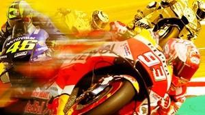 Mengejar Marquez di MotoGP Aragon