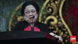 Megawati Kaget Banyak Artis Gabung PDIP
