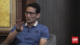Sindir Pembangunan Jokowi, Sandiaga Cetuskan Jihad Ekonomi