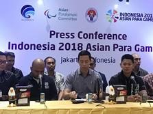 Tiket Pembukaan Asian Para Games Dijual Mulai Rp 500 Ribu