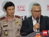Ketua KPU Ungkap Kotak Suara 'Kardus' Bisa Menahan Tubuhnya
