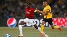 Mourinho Diklaim Cabut Ban Kapten Pogba di Man United