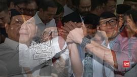 VIDEO: Jokowi-Prabowo Siap Bertarung di Pilpres 2019
