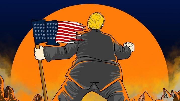 AS mengumumkan perundingan untuk mencapai perjanjian dagang terpisah dengan Inggris, Uni Eropa (UE), dan Jepang.