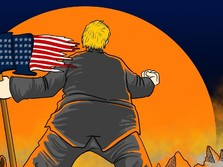 Musuh Perang Dagang Trump Bukan Hanya China