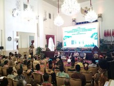 Lahan di RI Dikuasai Segelintir Orang? Ini Kata Jokowi