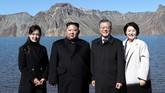 Setelah pertemuan hari kedua kemarin, Rabu (19/9), Kim mengatakan akan mengunjungi Seoul dalam waktu dekat. Jika terwujud, itu akan menjadi perjalanan pertama seorang pemimpin Korut ke ibu kota Korsel.