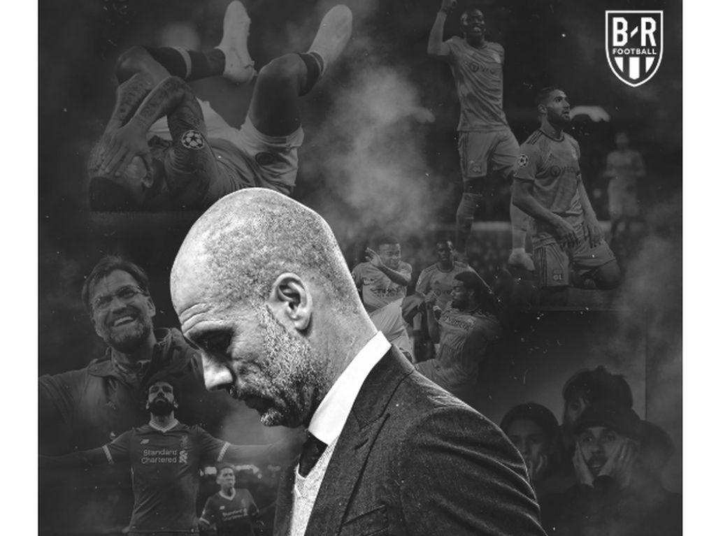 Manchester City dan Guardiola Jadi Bulan-bulanan Netizen