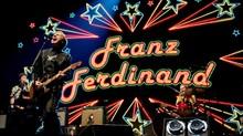 Konser Franz Ferdinand Digelar di Jakarta dan Bali