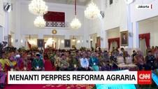 Menanti Perpres Reforma Agraria