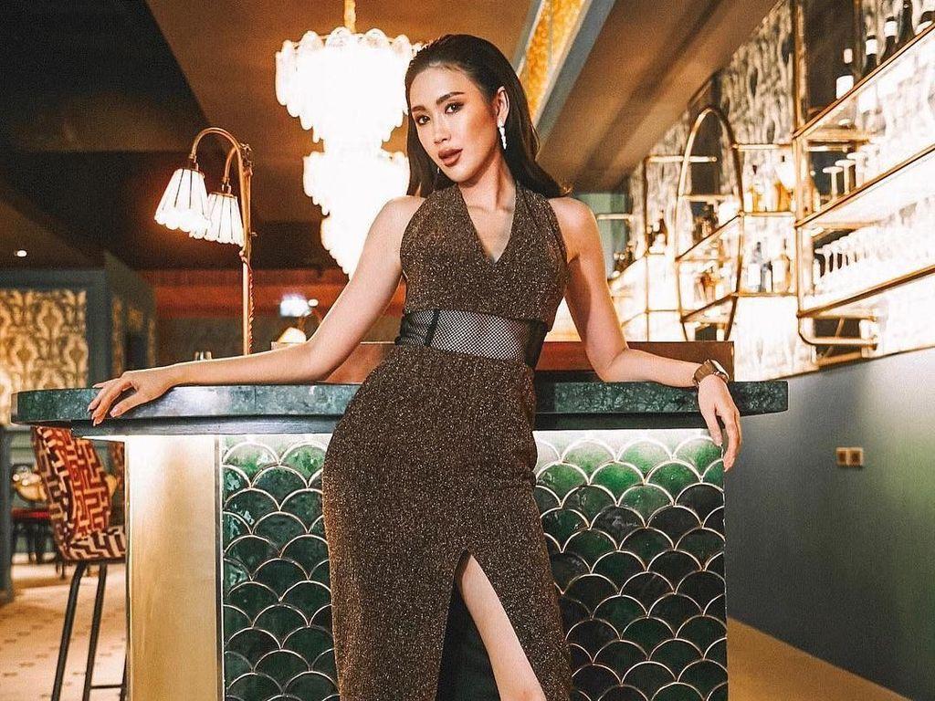 10 Gaya Seksi nan Glamour Ploypayap, Sosialita Tajir dari Bangkok