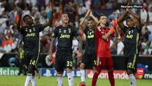 VIDEO: Pertahanan 10 Pemain Juventus Dapat Pujian Allegri