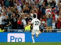 Real Madrid Bantai AS Roma di Liga Champions